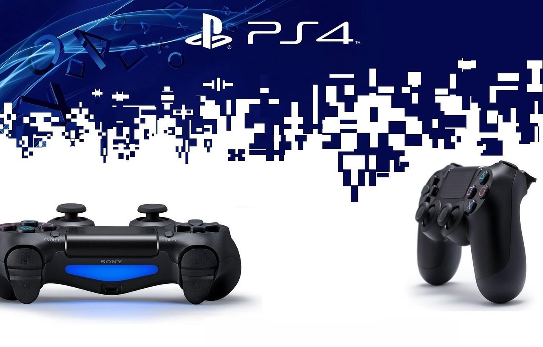 Обои ps4, playstation, dualshock 4, геймпад, sony. HI-Tech foto 7