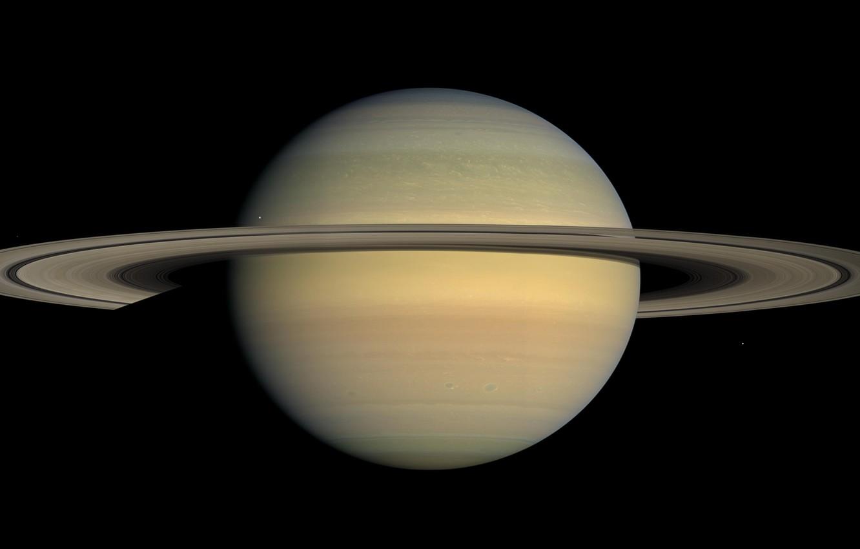 Фото обои space, Saturn, equinox