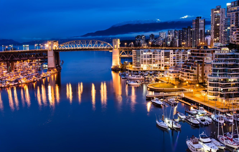 Обои дома, canada, vancouver, Канада, Cities. Города foto 7