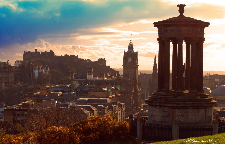 Обои alba, scotland, Шотландия, эдинбург, форт-бридж, forth bridge, edinburgh. Города foto 8