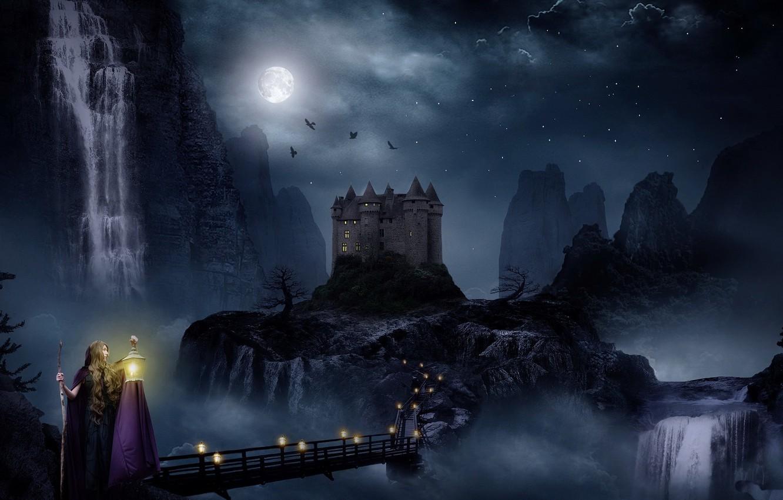 внимание, замок ведьмочек картинки установке