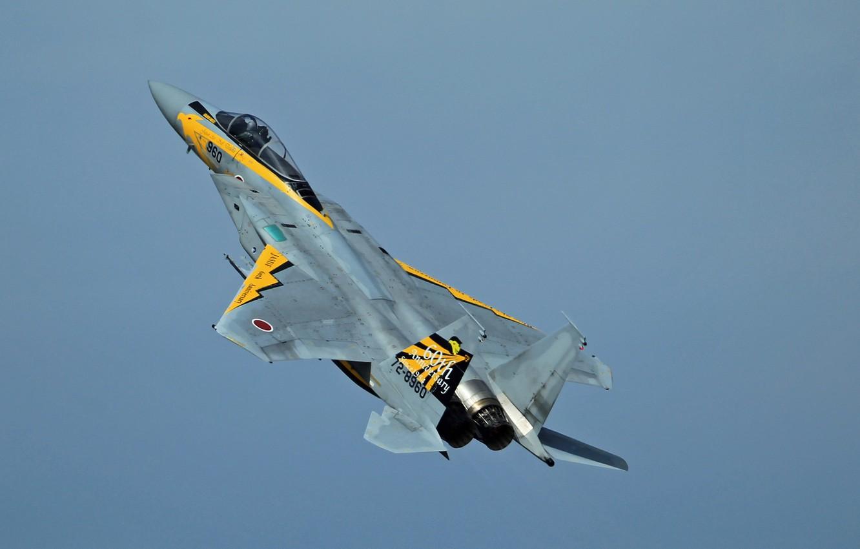 Фото обои истребитель, Eagle, F-15, McDonnell Douglas