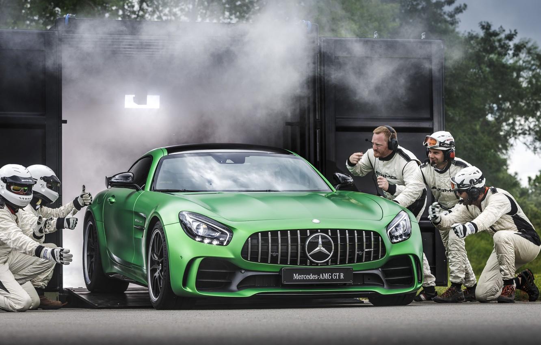 Фото обои Mercedes-Benz, мерседес, GT3, C190