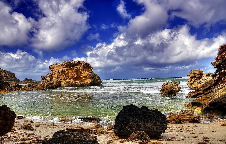 Берега моря фото