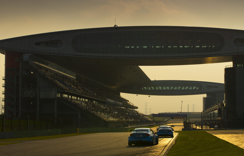 Фото обои Volvo, Седан, Shanghai International Circuit, Touring, S60, WTCC, World Touring Car Championship, TC1, Volvo Polestar …