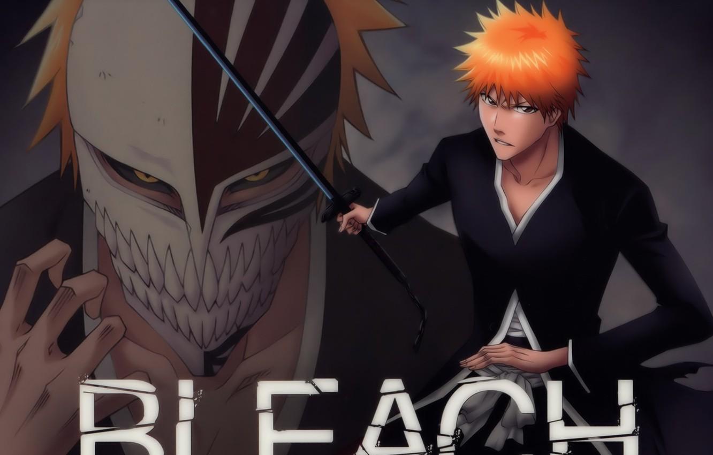 Asian boy with orange hair