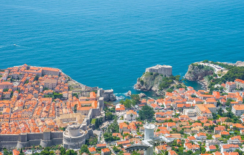 Обои хорватия, adriatic sea, croatia, Dubrovnik. Города foto 9