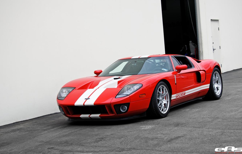 Фото обои red, ford, eas, gr