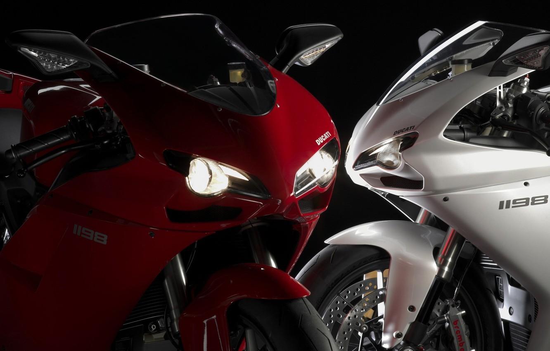 Фото обои Ducati, спортивные, Мотоциклы