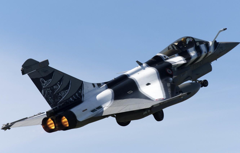 Обои «рафаль», истребитель, палуба, Rafale, многоцелевой. Авиация foto 14