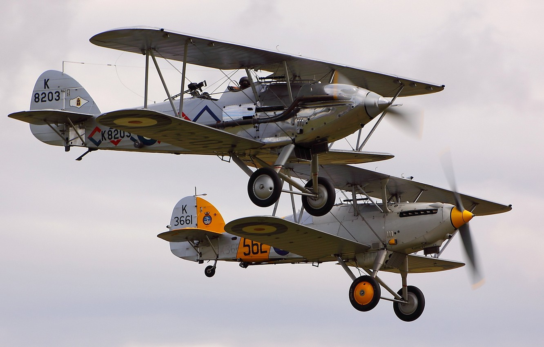 Обои самолеты, Hawker demon, nimrod. Авиация foto 6