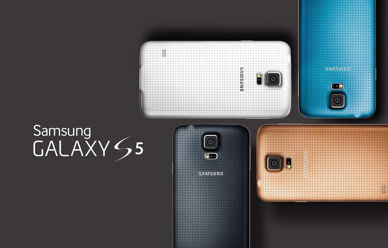 Фото обои смартфон, Samsung, GALAXY
