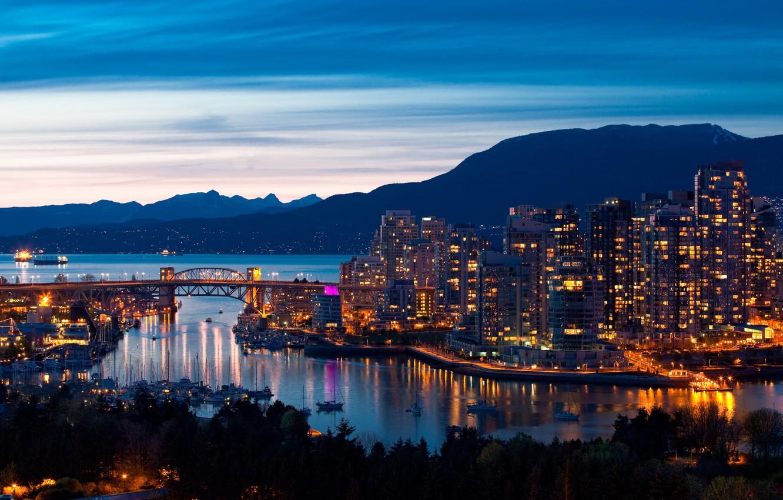 Обои дома, canada, vancouver, Канада, Cities. Города foto 8