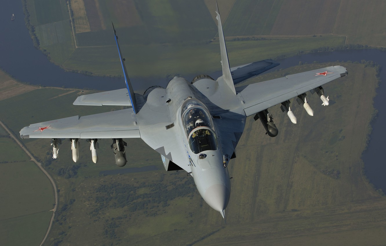 Обои МиГ 35, россия. Авиация foto 7