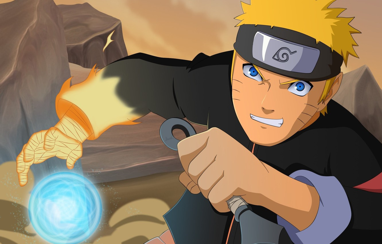 Фото обои animation, battlefield, game, Naruto, war, anime, fight, movie, ninja, hero, asian, film, manga, Uzumaki, shinobi, …