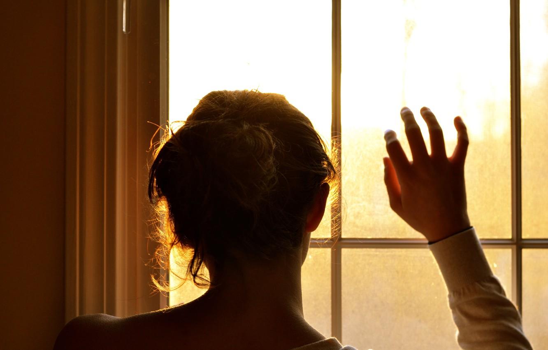 Обои настроение, Девочка, окно. Разное foto 7