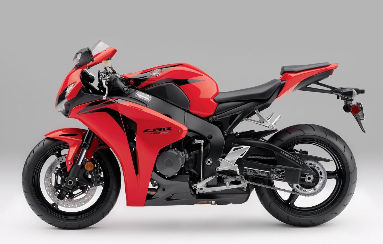 Фото обои мотоцикл, Honda, суперспорт, CBR1000RR