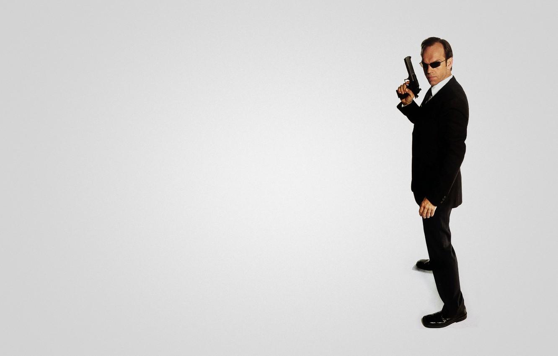 Обои the matrix, очки, матрица, hugo weaving, agent smith. Фильмы foto 9