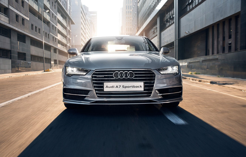 Фото обои Audi, ауди, TDI, quattro, Sportback, 2015, ZA-spec, S line