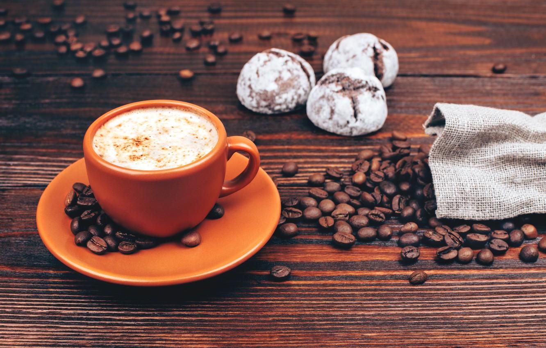 Обои кофе. Еда foto 8