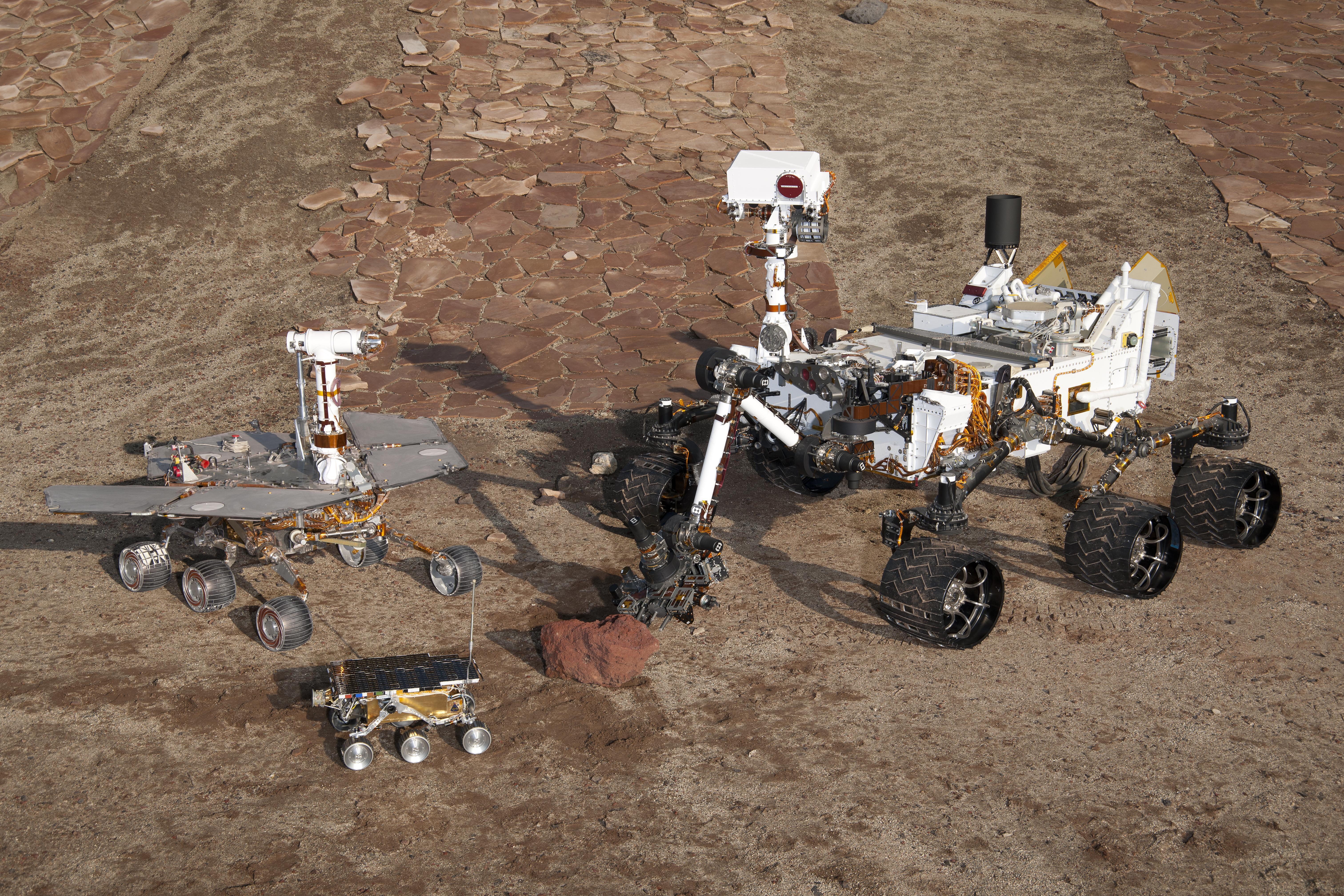 nasa explorer mars - HD1240×827