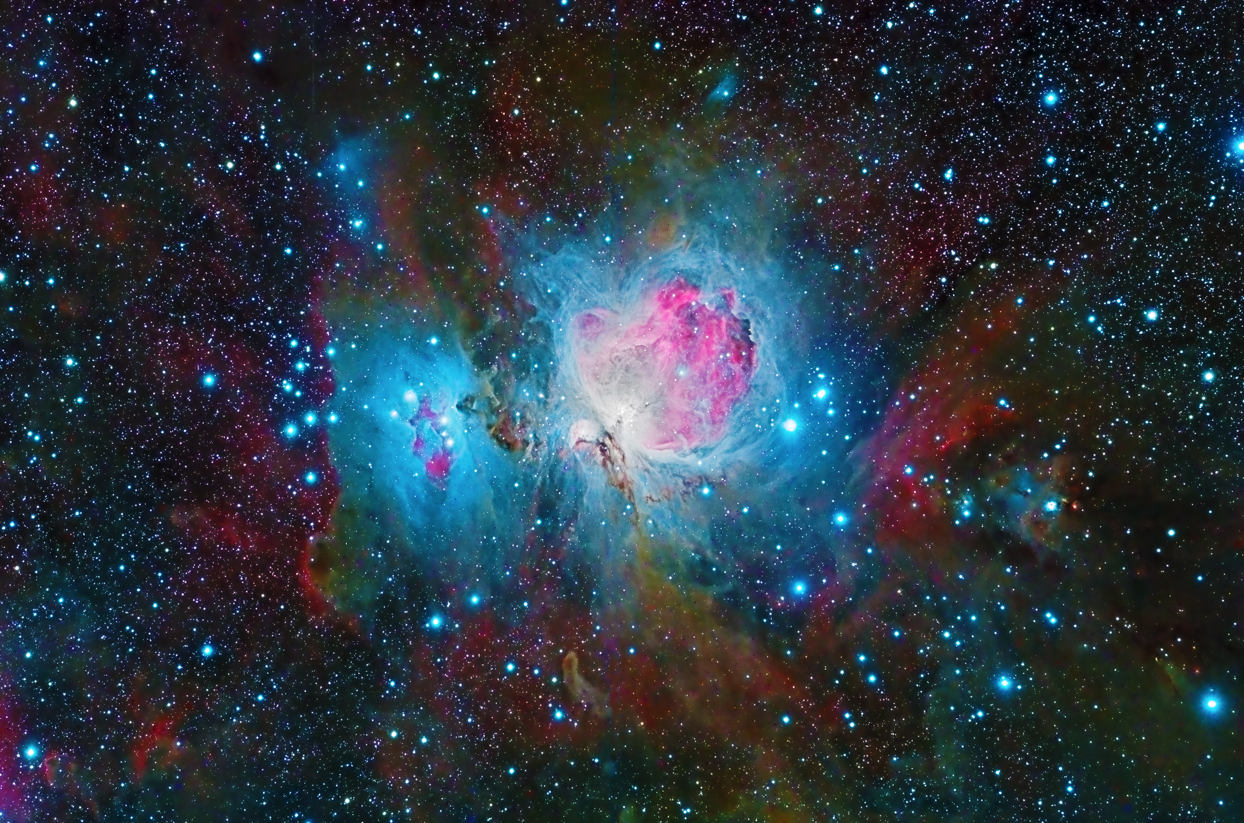 orion nebula pictures - HD 1332×850