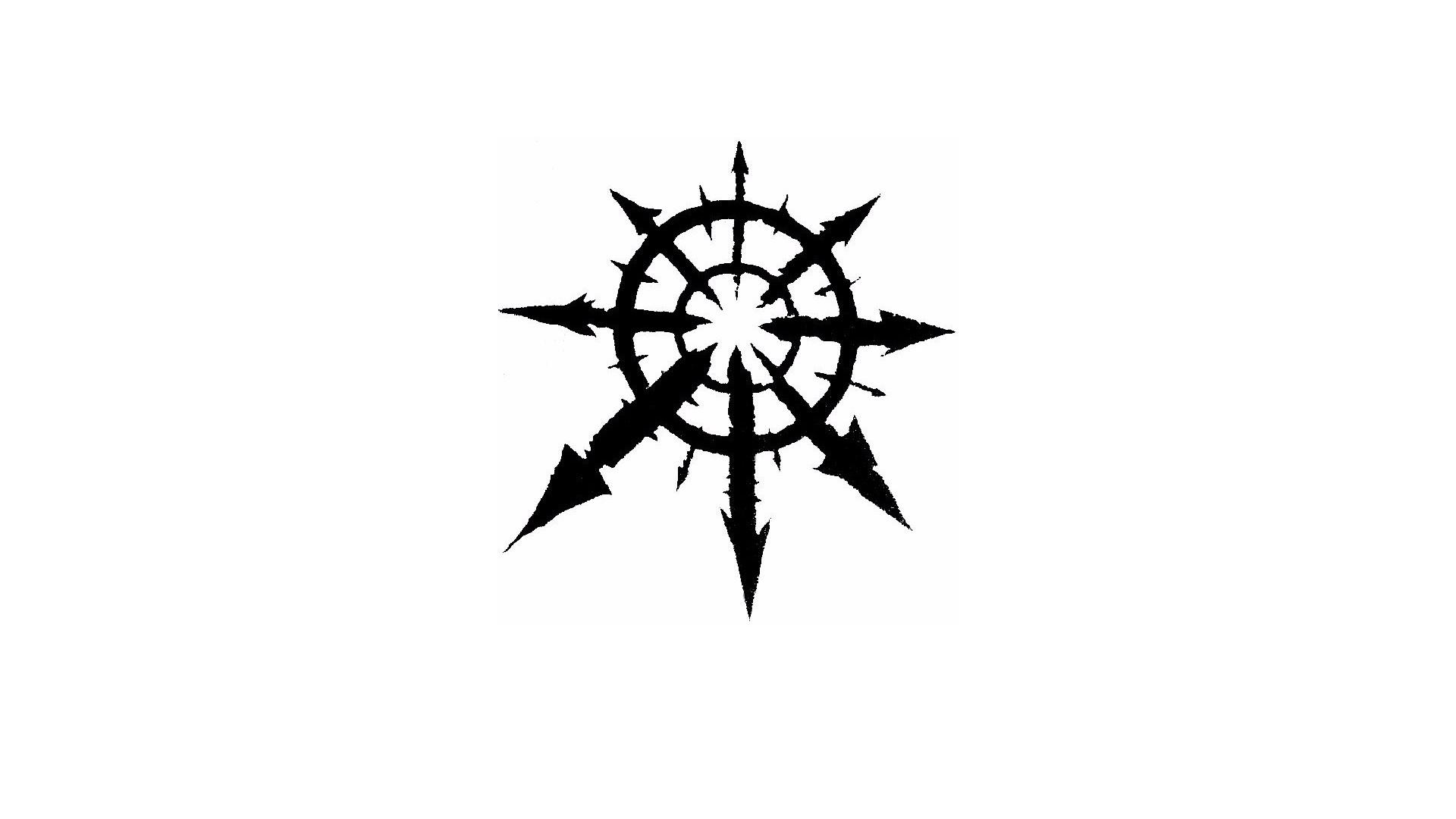 Эмблема хаоса картинки