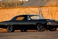 Картинка шевролет, muscle car, Chevrolet Chevelle SS, тюнинг