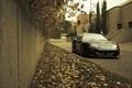 Картинка Auto, cars, toyota supra, wallpapers auto, city, город, обои авто, toyota, cтена