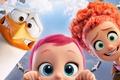 Картинка Warner Bros. Pictures, Kelsey Grammer, design, Katie Crown, Andy Samberg, The Stork Co., Warner Bros. ...