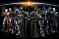 Картинка Star Wars, Crysis, Darth Vader, Halo, Space, Half Life, Hunter, Dead Space, Gears of War, ...