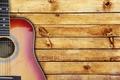 Картинка tables, guitar, wood