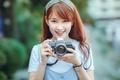 Картинка улыбка, девушка, азиатка