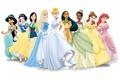 Картинка персонажи, рисунок, дисней, disney, принцессы