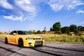 Картинка Nissan, Skyline, Yellow, R33, Gt-R