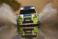 Картинка вода, брызги, rally, wrc, ford focus