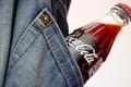 Картинка coca cola, макро, напиток