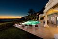 Картинка вечер, Монако, бассейн, вилла