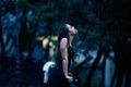 Картинка девушка, Alessandro Di Cicco, тату, Liberation, страсть, мокрая, дождь