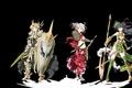 Картинка оружие, игра, доспехи, аниме, арт, персонаж, Лига Легенд