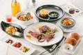 Картинка блюда, ассорти, овощи, десерт, хлеб, рис, соус, мясо, суп