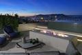 Картинка city, San Francisco, penthouse, fireplace, furnished