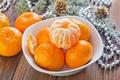 Картинка праздники, кожура, оранжевые, зима, фрукты, цитрусы, мандарины