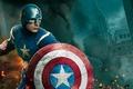 Картинка Капитан Америка, Captain America, герой, маска, Мстители, The Avengers