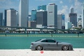 Картинка машина, авто, город, Audi, Ауди, wheels, диски, auto, Vossen Wheels