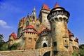 Картинка старинный, castle, башни, замок