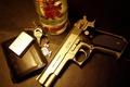 Картинка Оружие, пистолет, smirnoff