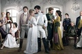 Картинка Aneurin Barnard, War & Peace, в сериале, Paul Dano, Lily James, James Norton, Война и ...
