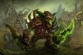 Картинка World of warcraft, cataclysm, гоблины, деревня