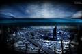 Картинка казахстан, вода, астана, океан, синий, город